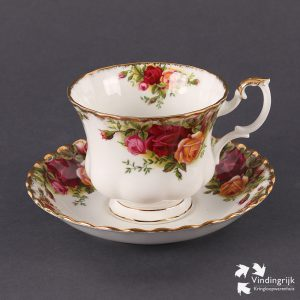 Kop en Schotel Royal Albert Old Country Rose