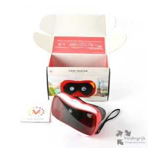 view master virtual reality startset bril 3d