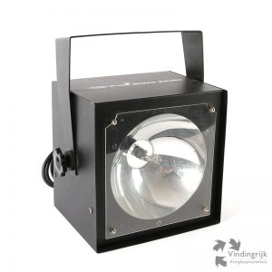 stroboscoop Black Widow ShowTec flitslamp strobo flitsen lamp