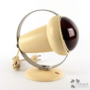 Vintage Infraroodlamp Charlotte Perriand Philips type 7529