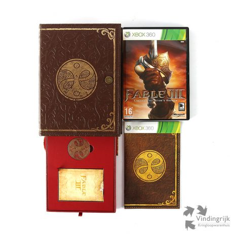 Fable III - Limited Collector's Edition xbox