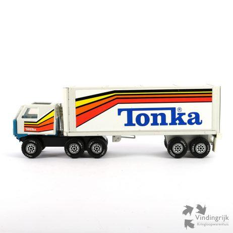 vrachtwagen Japanse Tonka speelgoed auto's tonka vrachtwagen