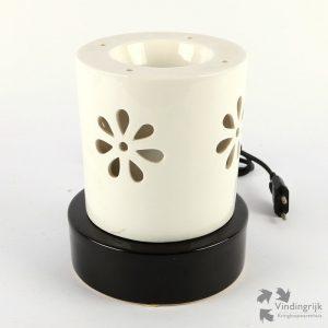 elektrische aromalamp geur aroma olie licht lamp keramiek