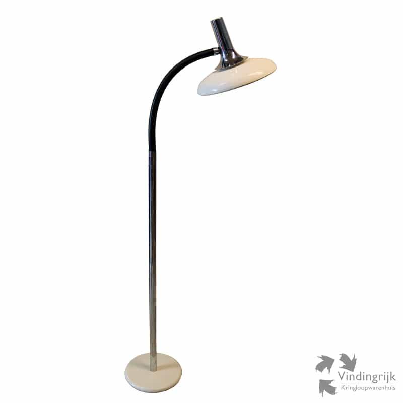 Vintage Staande Lamp - Vindingrijk Kringloopwarenhuis Breda