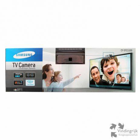 Samsung Skype TV Camera smart CY STC1100 nieuw