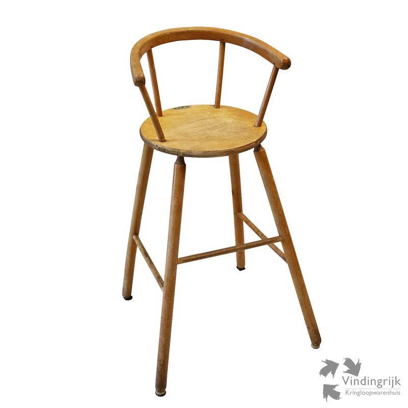 Beste Vintage Kibofa Kinderstoel - Vindingrijk Kringloopwarenhuis Breda JZ-12