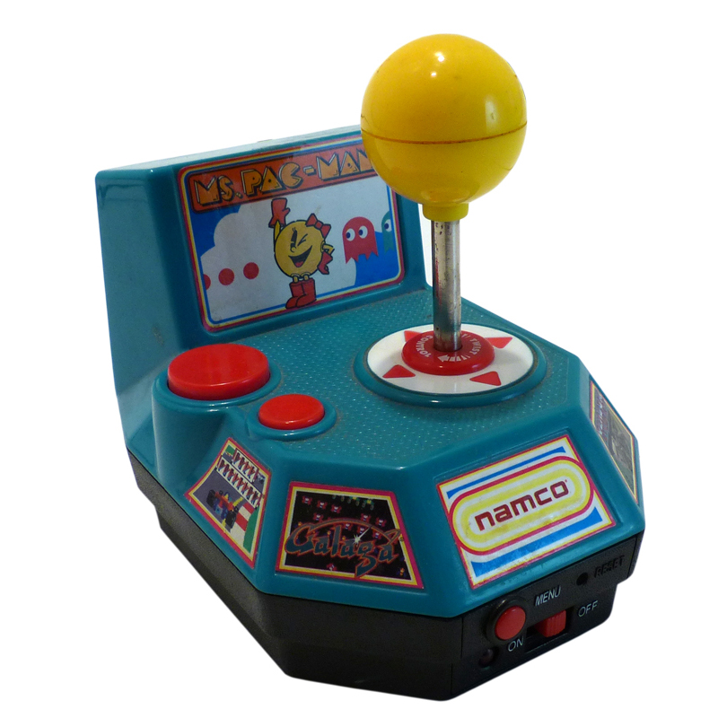 Tv Games Plug Into : Ms pac man plug play in tv game vindingrijk