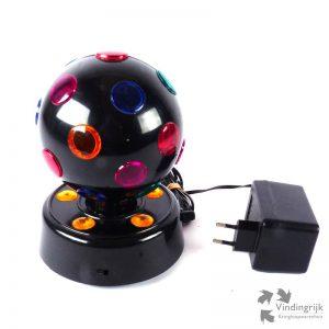 Discobol verlichting gekleurd licht