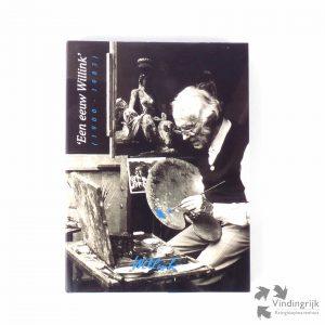 Een eeuw Carel Willink (1900-1983); een documentaire in boekvorm is een boek over het leven en werk van deze fameuze schilder. Gebonden in hardcover met stofomslag, 192 pagina's, Unique Internatiol BV Almere.