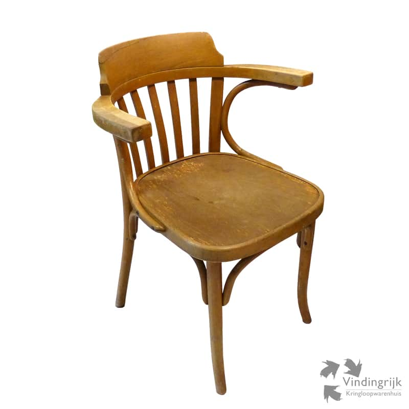 Vintage thonet stoel vindingrijk kringloopwarenhuis breda for Tweedehands meubels webshop