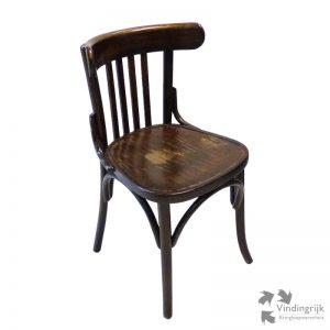 houten cafestoel hout stoel cafe