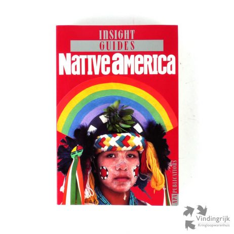 Native America is een uitgave in de serie Inside Guides van uitgeverij Apa Publications. In dit boek met vele foto's in kleur wordt de geschiedenis en cultuur van de oorspronkelijke bewoners van het continent geschetst. Ook wordt aangeduid wat het leefgebied van de verschillende indianenstammen is met diverse landkaarten. Eerste druk, 389 pagina's 1991.