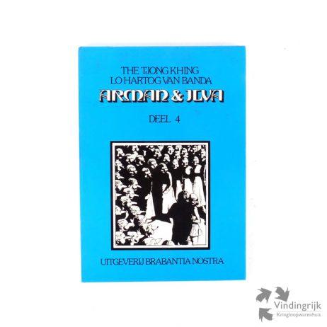 In de jaren '60 en '70 heeft Khing verschillende strips gemaakt. De bekendste daarvan is Arman en Ilva, de beroemde krantenstrip van The Tjong Khing en Lo Hartog van Banda. Het boek met harde kaft is deel 1 in de reeks en een uitgave Brabantia Nostra, 1977.