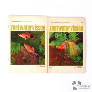 Zoetwatervissen was een plaatjesalbum van Rizla, het merk vloeitjes. In de 2 delen worden 100 vissen besproken. De uitgaven dateren van de jaren '60.