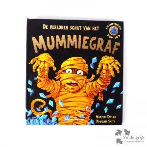 de verloren schat van het mummiegraf pop up boek boeken