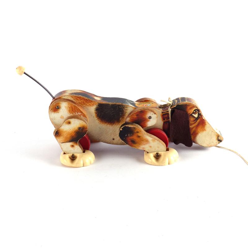 Afbeeldingsresultaat voor speelgoedhond
