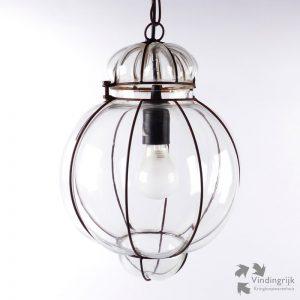 Glazen Venetiaanse Hanglamp lamp lampen verlichting