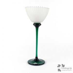 Windlicht Op Voet JM Glass Portugal kaars kaarsen glas kandelaar decoratie interieur