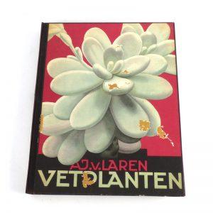 verkade album plaatjes 1932 vetplanten