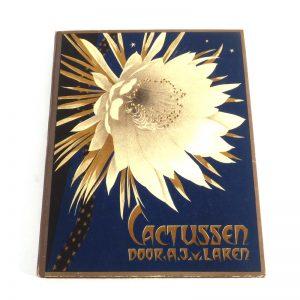 Verkade album plaatjes cactussen cactus plant 1931