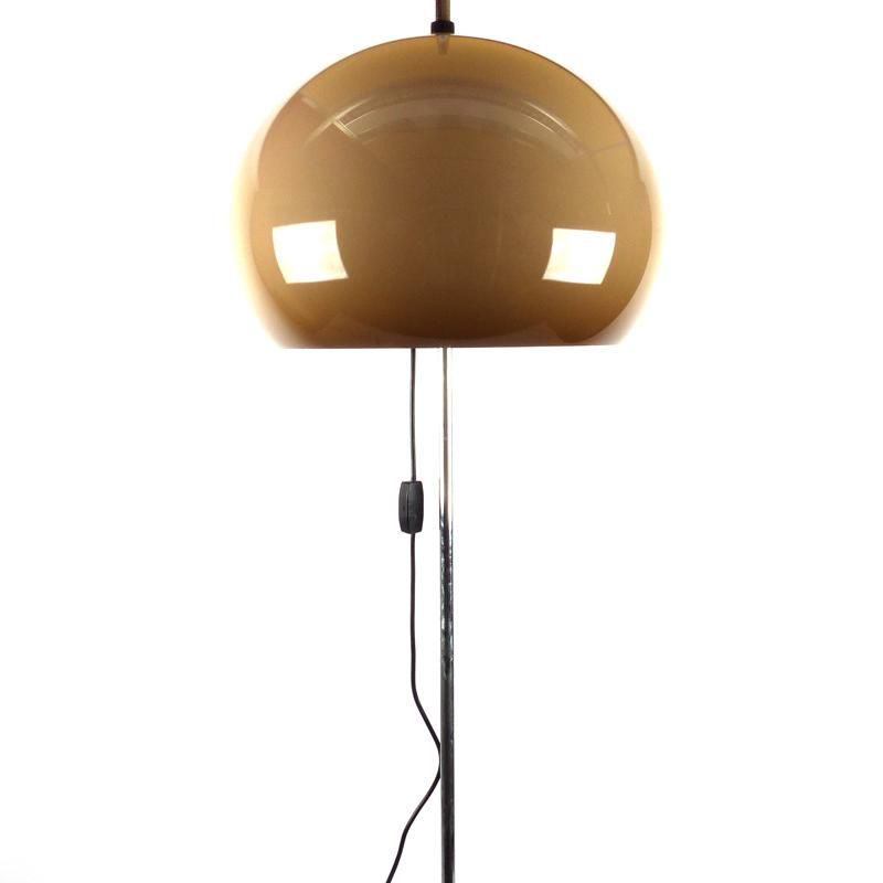 Ongebruikt Vintage Staande Lamp - Vindingrijk Kringloopwarenhuis Breda XQ-16