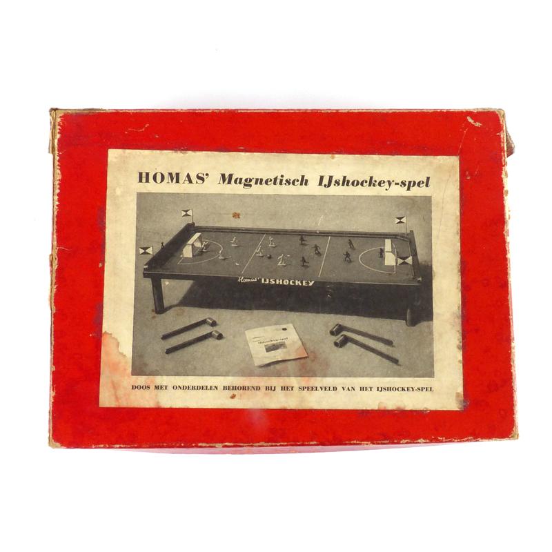 Magnetisch Vindingrijk Spel Ijshockey 1955 Homas VMqSUpz