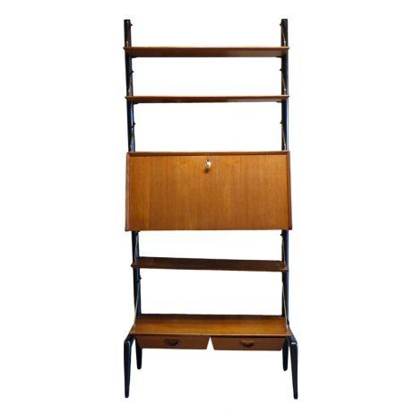 Vintage louis van teeffelen wandmeubel vindingrijk for Webshop meubels