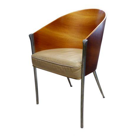 Set van 4 philippe starck stoelen vindingrijk for Tweedehands meubels webshop