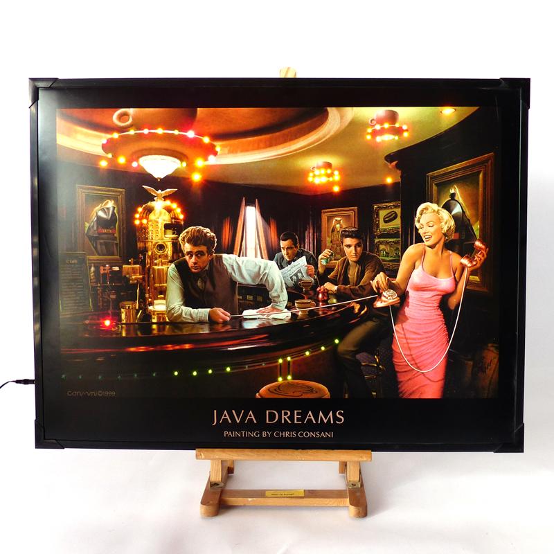 Java Dreams door Chris Consani met Ledverlichting - Vindingrijk ...
