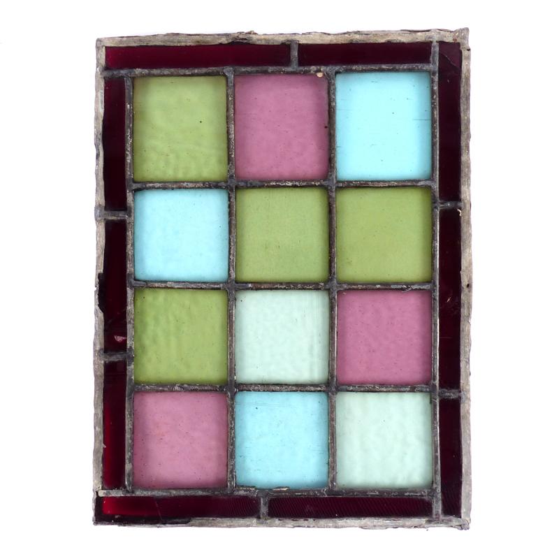 glas in lood raamdecoratie vindingrijk