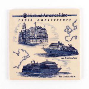 Holland America Line - Tegel Royal Goedewaagen 2003