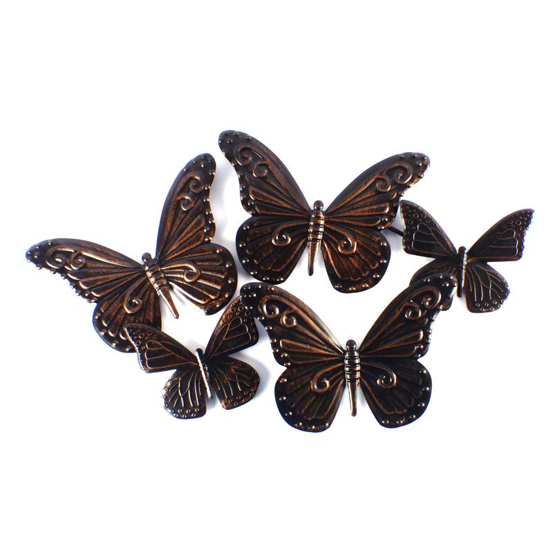 wanddecoratie vlinders vindingrijk kringloopwarenhuis breda