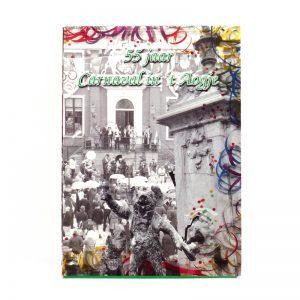 multimediabox box DVD Carnaval Princenhage Aogje 55 jaar boek