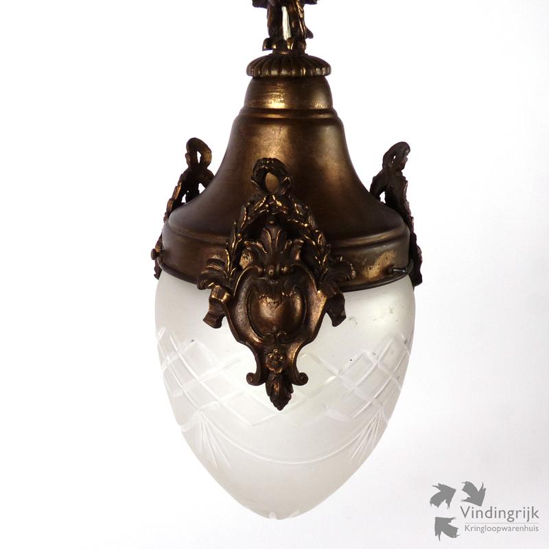Hanglamp Klassiek - Vindingrijk Kringloopwarenhuis Breda