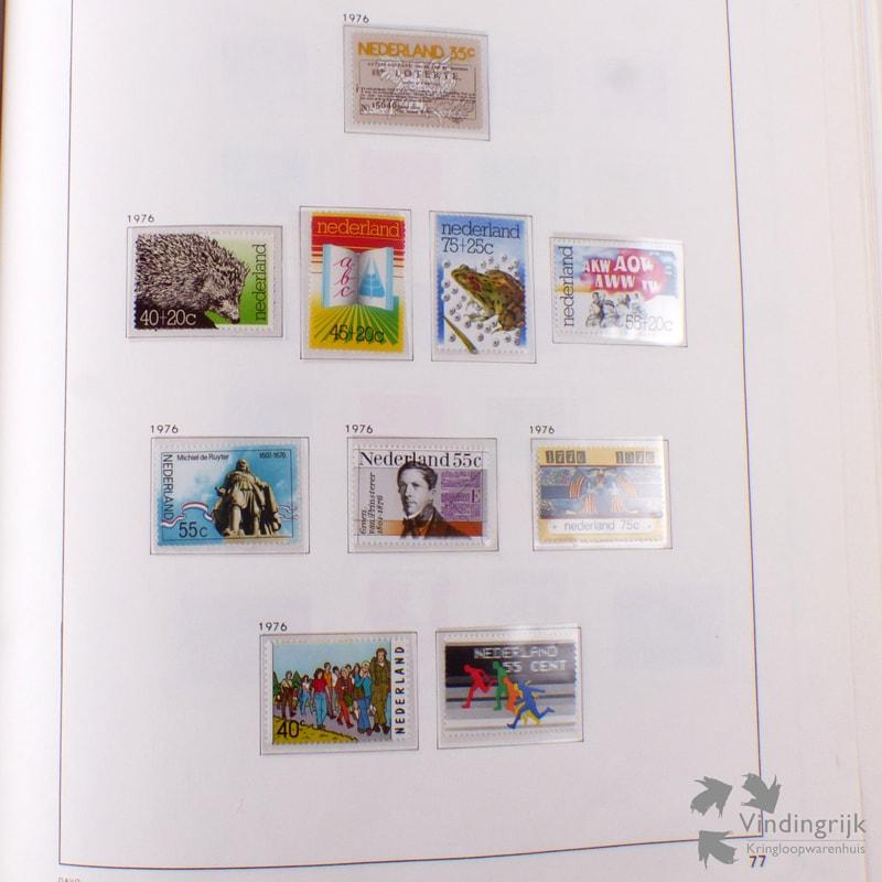 Verwonderlijk DAVO Nederland 1 - 2 Postzegelalbums 1853 - 1982 - Vindingrijk PE-02