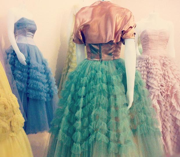 Vintage Fashion Week Vindingrijk Breda kleding fifties sixties seventies eighties kringloop kringloopwinkel