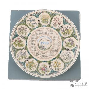 Wedgwood Bord The Water Garden