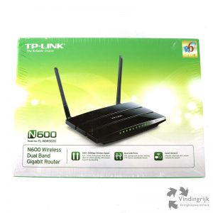 TP-Link N600 Draadloze Dubbelband Gigabit Router TL-WDR3600