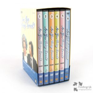 DVD Box Are You Being Served? compleet serie DVD's