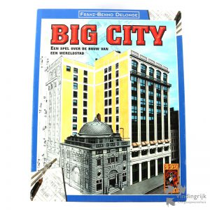 Big City Bordspel 999 Games