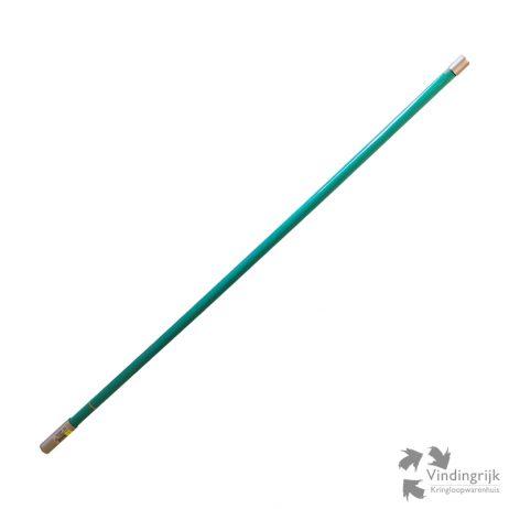 lange TL lamp buis groen kleur lang sfeerlicht T8