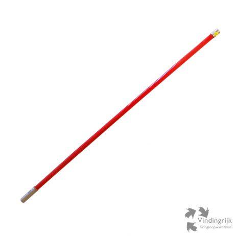 lange TL lamp buis rood kleur lang sfeerlicht T8