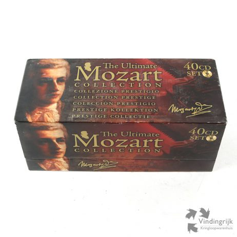 The Ultimate Mozart Collection 40CD Box