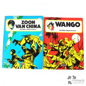 Zoon van China & Wango - Gillon & Lecureux