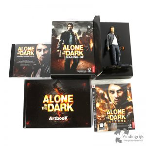 Alone in the Dark Inferno - Game Playstation 3 de Luxe carnby