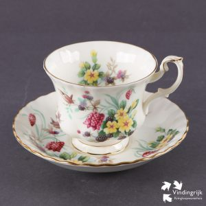 Royal Albert porselein Engeland country life