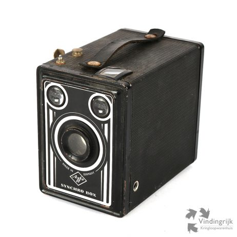 Vintage Camera Synchro Box Agfa