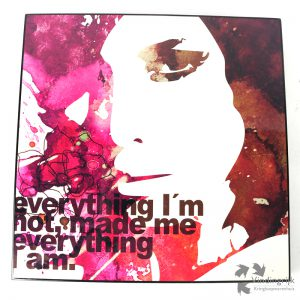 Gloss Box Rikke Axelsen - Everything I am Not