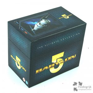 The Ultimate Babylon 5 Collection - DVD Box