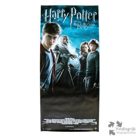 bioscoopaffiche Filmposter Harry Potter and the Half-Blood Prince halfbloed prins rowling